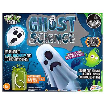 Weird Science eng Ghost Horror Experiment Kit Childrens activiteit instellen