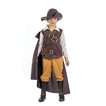 Hunter young costume medieval nobleman child costume