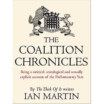 The Coalition Chronicles by Ian Martin - 9780571276912 Book