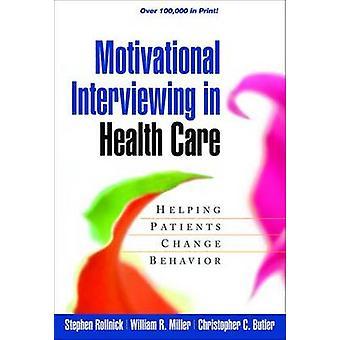 Motivational Interviewing inom vård och omsorg - att hjälpa patienter ändra Beh