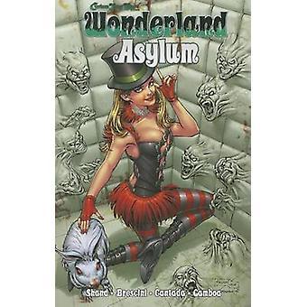 Wonderland - Asylum by Raven Gregory - Patrick Shand - 9781939683625 B