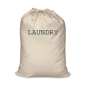 Laundry Bag 100% Natural Cotton