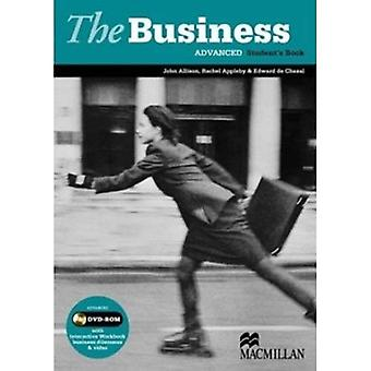 The Business Advanced Student Book + DVD-ROM Pack