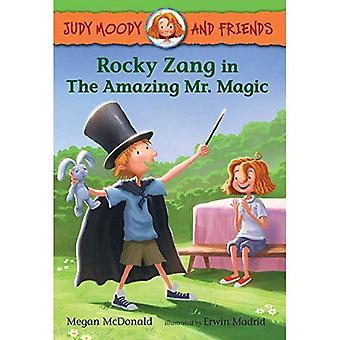 Rocky Zang i den fantastiske Mr. Magic (Judy Moody og venner)