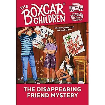 Försvinnande vän mysteriet (Boxcar barn)
