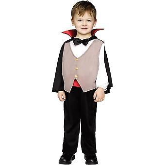 Dracula Toddler Costume