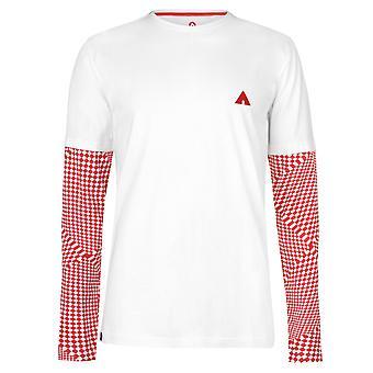 Airwalk Mens camisa capa T
