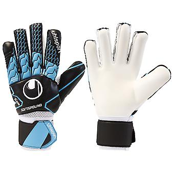 UHLSPORT SOFT HN COMPETITION  Goalkeeper Gloves Size