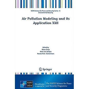 מידול זיהום אוויר היישום XXII על ידי Steyn & Douw G.