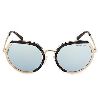 Michael Kors Round Sunglasses MK1034 33336J 53