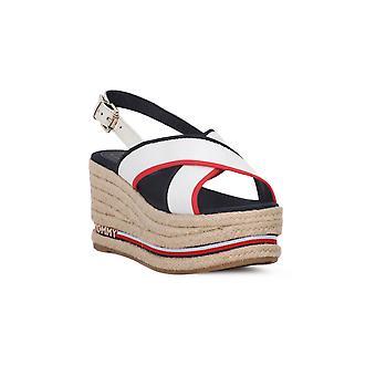 Tommy hilfiger 020 flatform sandaal sandaal
