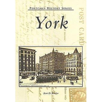 York by Scott D Butcher - 9780738538198 Book