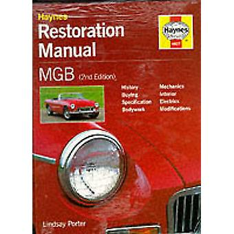 MGB Restoration Manual (New edition) by Lindsay Porter - 978185960607