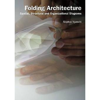 Folding Architecture - Spatial - Structural and Organizational Diagram