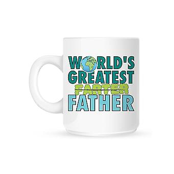 Grindstore World`s Greatest Farter Mug