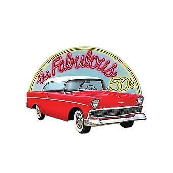 Fabulous 50's Sign