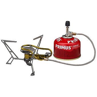 La estufa de araña Silver Express de Primus