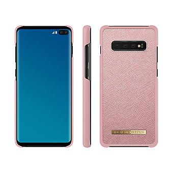iDeal Of Sweden Samsung Galaxy S10 + Saffiano Peel-Pink