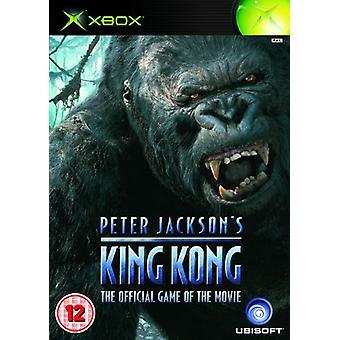 Peter Jacksons King Kong Le jeu officiel du film (Xbox) - Nouveau