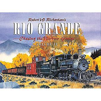 Roberts Rio Grande: Jagd auf die Schmalspurbahn v. 2