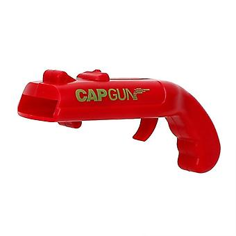 Bottle opener, Pistol-Red