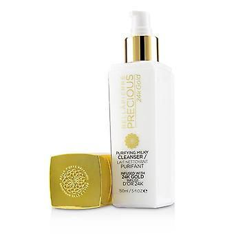 Bellapierre Cosmetics Precious 24k Gold Purifying Milky Cleanser (unboxed) - 150ml/5oz
