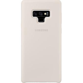 Samsung EF-PN960TWE silikon deksel til N960F Samsung Galaxy Note 9-hvit