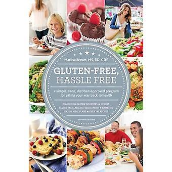 Sans gluten - sans tracas libre - une Simple - Sane - diététicienne agréée Progr