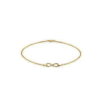 Goldhimmel - Sterling 925 silver bracelet - gold-plated - 18 cm length