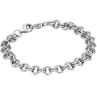 edc by Esprit EEBR10179C180 - Women's bracelet - Stainless Steel and Leather