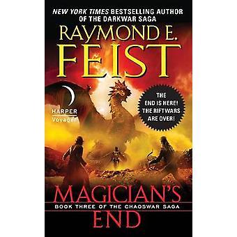 Magician's End by Raymond E Feist - 9780061468445 Book