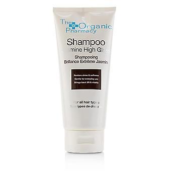 The Organic Pharmacy Jasmine High Gloss Shampoo (for All Hair Types) - 200ml/6.76oz