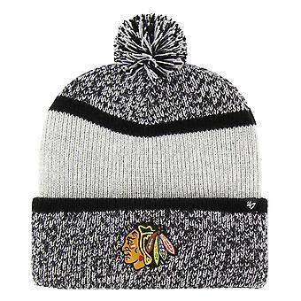 47 Brand Beanie Wintermütze - COPELAND Chicago Blackhawks