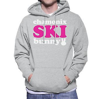 Chamonix Ski Bunny män ' s Huvtröja