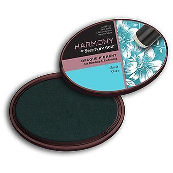 Spectrum Noir Ink Pad Harmony Opaque Pigment Oasis