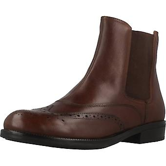 Stonefly Clyde Ankle Boots 23 Calf Color 322