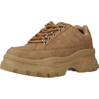 Coolway sport/dwalen mosterd kleur schoenen
