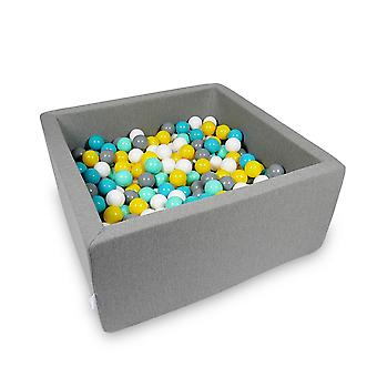 XXL Ball Pit Pool - Gray #59 + bag