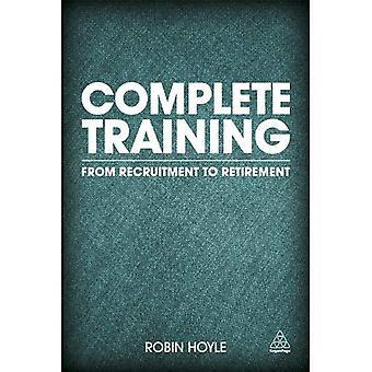 Volledige training