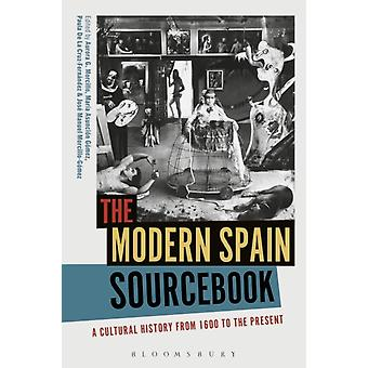 Moderna Spanien Sourcebook av Aurora G Morcillo