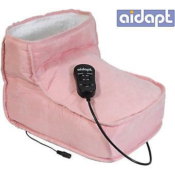 Aidapt elektrische voetverwarmer - massage funtie