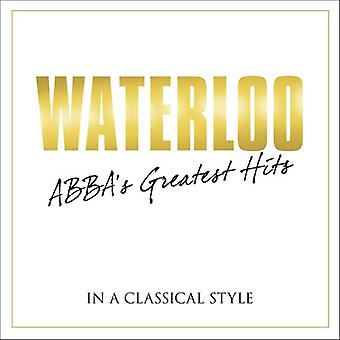 Waterloo: Abba Greatest Hits na clássica / Var - Waterloo: Abba Greatest Hits na clássica / Var [CD] EUA importação