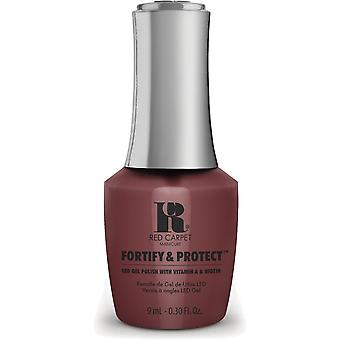 Red Carpet Manicure LED Gel Nail Polish - Behind The Camera (21010) 9ml