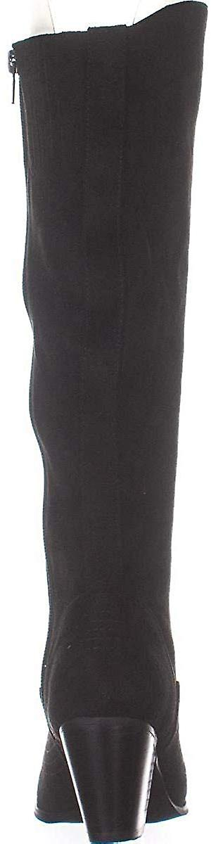 Bella Vita Womens Evelyn Suede Pointed Toe Knee High Fashion Boots