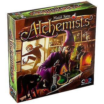 Alchemists Board Game 2-4 Player