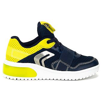 Geox JR Xled Boy J927QB01454C0749 universal all year kids shoes