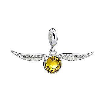 Harry Potter Swarovski Kristalle Golden Snitch Slider Charme