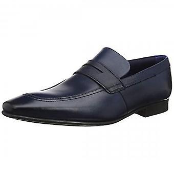 Ted Baker Gaelah Leather Loafers Black