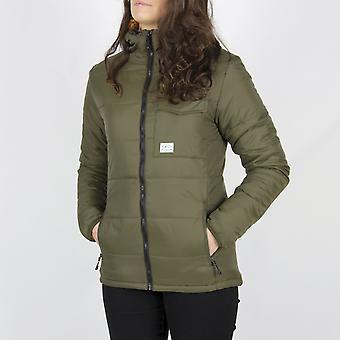 Passenger ladies jack pine jacket - olive