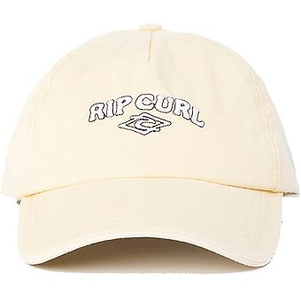 Rip Curl Washed Core Cap Cap in Lemon
